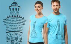 02.10.2012 tişörtü İzmir'in Kızları