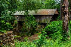 Covered bridges   Concord covered bridge.   Flickr - Photo Sharing!