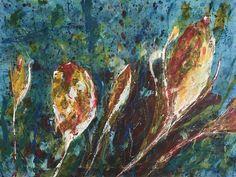 unter Wasser 60 x 80 – Ramona Engelhardt – – … – Angelika Eberhardt Painting, Art, Blog, Pretty Pictures, Abstract, Water Water, Art Background, Painting Art, Paintings