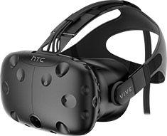 HTC Vive Virtual Reality Headset Kit  PC Case Gear