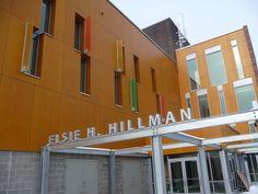 Hillman Center | Installations | 3form
