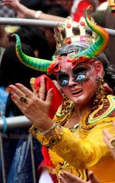 Bolivia, carnaval Oruro, Sudamérica, tradiciones