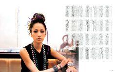 - [ Mika Nakashima ] @ Oricon Style Magazine -