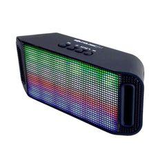 K812 Stylish Bluetooth Wireless 3.5mm Audio Handsfree Stereo Speaker with Mic