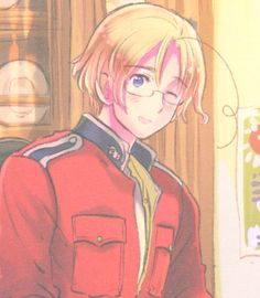 Hetalia- Canada, Canada has become my favorite character because I guess I relate to him the most. I'm too quiet and shy