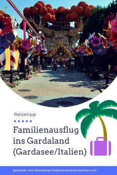 Mamabloggerin Sophie von kinderlachenelternsachen.com hat das Gardaland am Gardasee in Italien für euch getestet. Wie Familientauglich dieses Urlaubsziel ist und wo ihr am besten nächtigt, erfährt ihr hier! Lest euch jetzt den ganzen Reisetipp! #urlaub #reisen