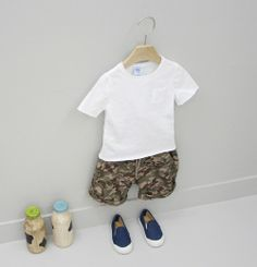 At Note Camo Pants (2C)
