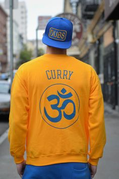 Bart Bridge ~ Products ~ Curry Om Sweatshirt ~ Shopify Basketball Quotes f30840f02a90
