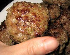 Filipino hamburgers