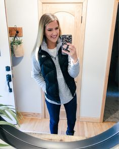 Casual Style   Fall Fashion Autumn Fashion Casual, Vest, Jackets, How To Wear, Outfits, Clothes, Shopping, App, Style