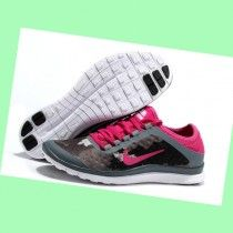 Mujer Gris Oscuro, Rosa Nike Free Run 3.0 v7 zapatillas bTvpv