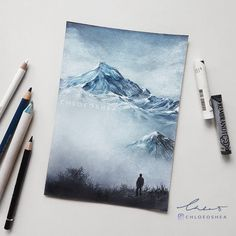 "11.4k Likes, 80 Comments - Chloe O'Shea (@chloeoshea) on Instagram: ""Misty Mountains in New Zealand. -Inspired by @jasoncharleshill."""