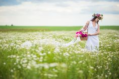 Bohemian Floral Crown Bridal Shoot Inspired By The Civil Wars - Fab You Bliss
