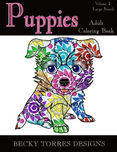 Introducing Puppies Volume 2 Large Breeds Buy Your Books Here And Follow Us For More