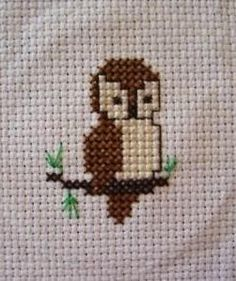 Cyn Stitches: Cross Stitch 101