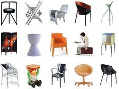 Marie Reynoso: 6. Biografía y Diseños de Philippe Starck