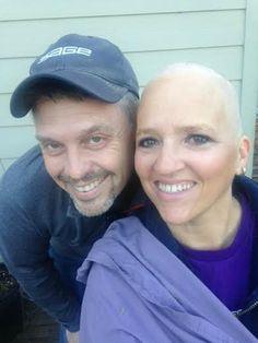 Head Shaving Day / Tiffanyaolson.com