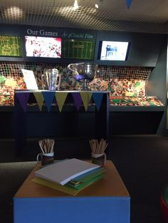 The GAA Museum all set for National Drawing Day. Croke Park, Dublin, Ireland, Museum, Events, Drawings, Day, Happenings, Sketches