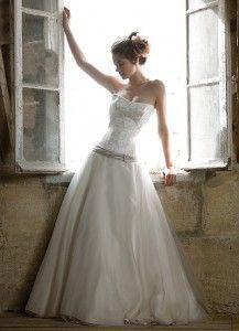 the perfect wedding dress i want