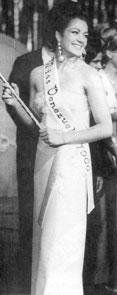 Miss Venezuela 1966 - Magally Beatriz Castro Egui - Miss Guárico