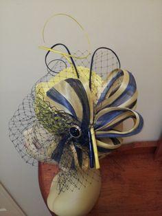Karen  BY FAY ENGLANDER  #millinery #hats #HatAcademy