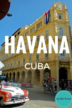 Arriving in Havana, new sights, new tastes, new lessons. Follow my first few days in the hidden gem of the Caribbean, getting lost in this great city!