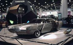 Chrysler Concept 70X , 1969
