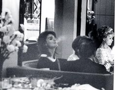 Jackie Kennedy smoking - something she hid to the public