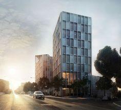 buerger katsota architects:
