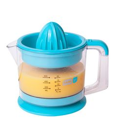 Blue Citrus Juicer by DASH on #zulily