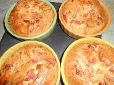 Clafoutis jambon au thermomix