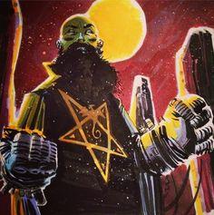 Rasputin - Mike Henderson