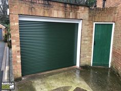 If you're looking for superb roller door security, you'll love our Roller Shutter Garage Doors. Click the link to see all our automatic roller garage doors.  #garage #garagedoor #garagedoors #garageinspiration #newgarage #newgaragedoors