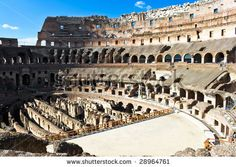 Colosseum.  Italy.