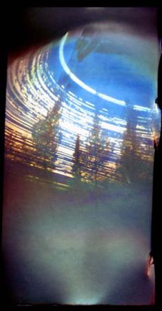 Solargraphy is a photographic method for recording the paths of the Sun.