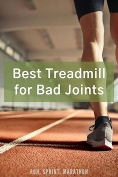 Best Treadmill for Bad Joints - Run, Sprint, Marathon Race Training, Running Training, Training Equipment, Running Tips, Walking Exercise, Walking Workouts, Best Treadmill For Running, Treadmill Brands, Folding Treadmill