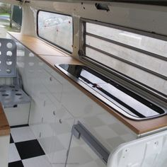 Vw Camper Ideas Campervan Interior (6)