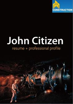 Mining Resume - Construction Resumes