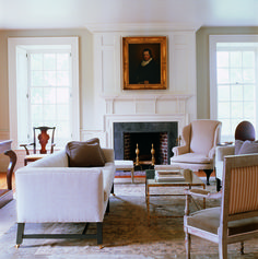 5 Interiors by Washington, D.C.–based Designer Darryl Carter Inc. Photos | Architectural Digest