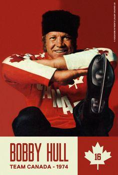 Bobby Hull - 1974
