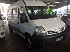 2008 Nissan Interstar dCi 16 seater for sale! Gumtree South Africa, Free Classified Ads, Used Cars, Nissan, Van, Vehicles, Car, Vans, Vehicle