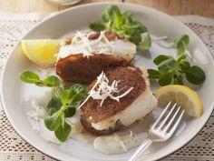 Kabeljau mit Brotkruste ist ein Rezept mit frischen Zutaten aus der Kategorie Meerwasserfisch. Probieren Sie dieses und weitere Rezepte von EAT SMARTER!