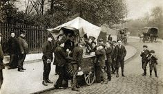 London in the 1920's-ice-cream seller   Flickr - Photo Sharing!