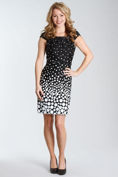 Polka Dots from B. Moss