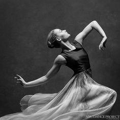 nycdanceprojectCharlotte Landreau, Soloist, Martha Graham Dance Company.