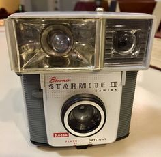 Kodak, Brownie Starmite III, 1960-1967. Original price $12.