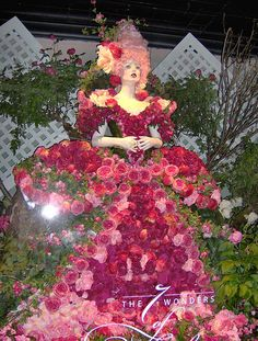 Macy's 2008 Flower Show Windows by peterjr1961, via Flickr