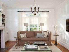 Modern Living Room Window Seating : Designers' Portfolio : HGTV - Home & Garden Television