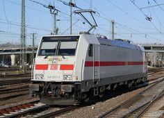BR 146   Neue Farbgebung der DB