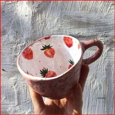 Ceramic Pottery, Pottery Art, Ceramic Art, Porcelain Ceramic, Ceramic Painting, Clay Crafts, Arts And Crafts, Cerámica Ideas, Craft Ideas